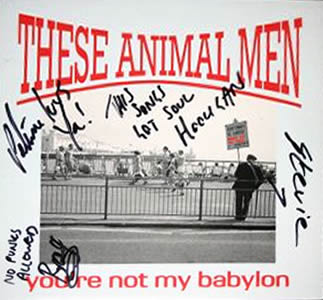 These Animal Men - Speeed King